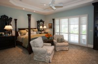 Residential - Bedroom - Contich Construction - General Contractors South Florida